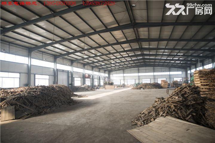无立柱钢架结构车间30m*80m占地30亩-图(2)