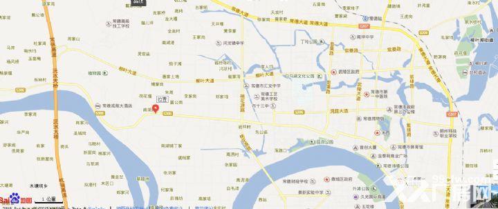 武陵区南湖村S306省道边厂房出租-图(2)