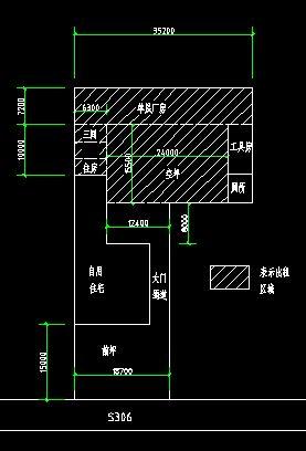 武陵区南湖村S306省道边厂房出租-图(3)