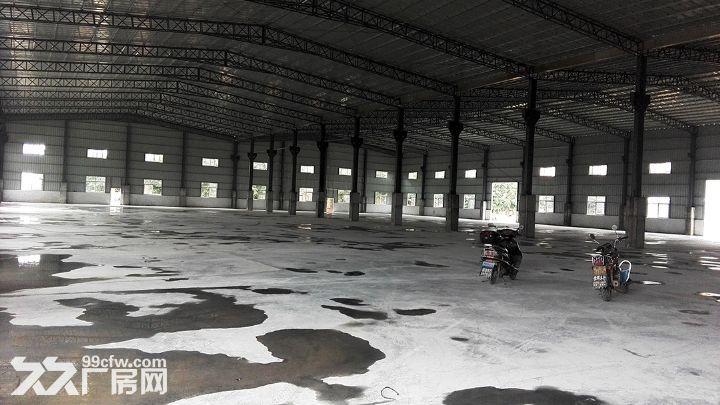 全新钢结构厂房7500平米出租-图(1)