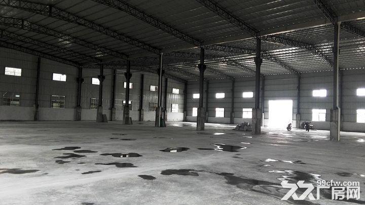全新钢结构厂房7500平米出租-图(2)