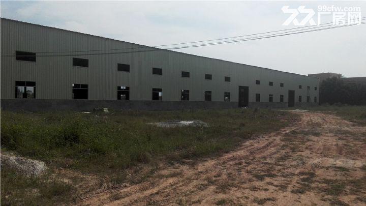 全新钢结构厂房7500平米出租-图(4)