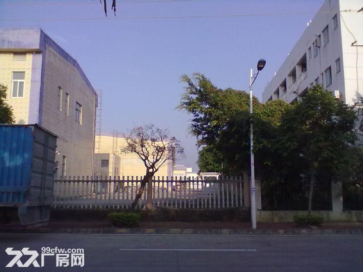 从化区明珠工业园49亩工业地1.4万平方厂房转让-图(5)