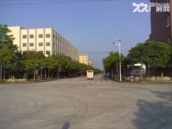 从化区明珠工业园49亩工业地1.4万平方厂房转让-图(7)