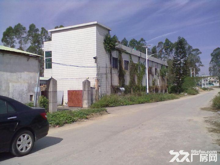 从化鳌头龙潭墟10亩工业地5500方厂房转让-图(1)