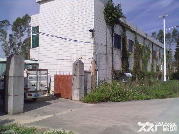 从化鳌头龙潭墟10亩工业地5500方厂房转让-图(3)
