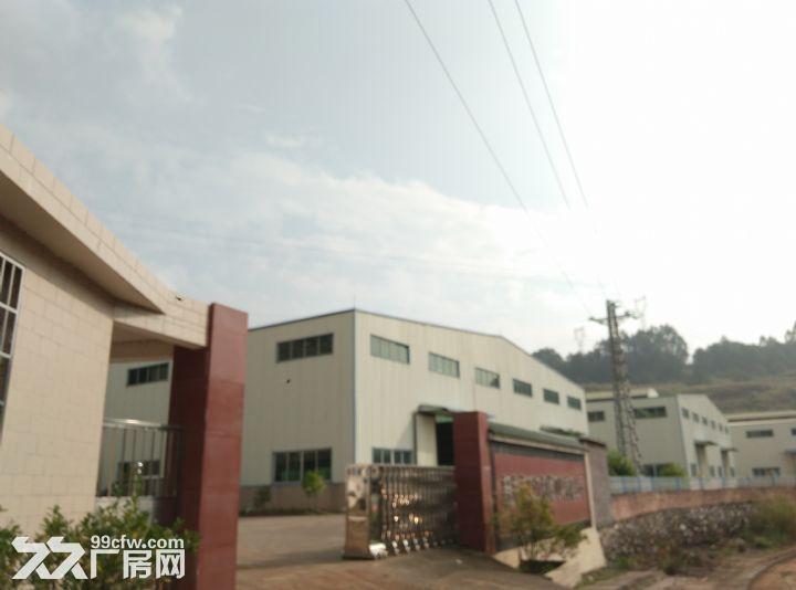 出租位于莞韶园区标准钢结构厂房-图(1)