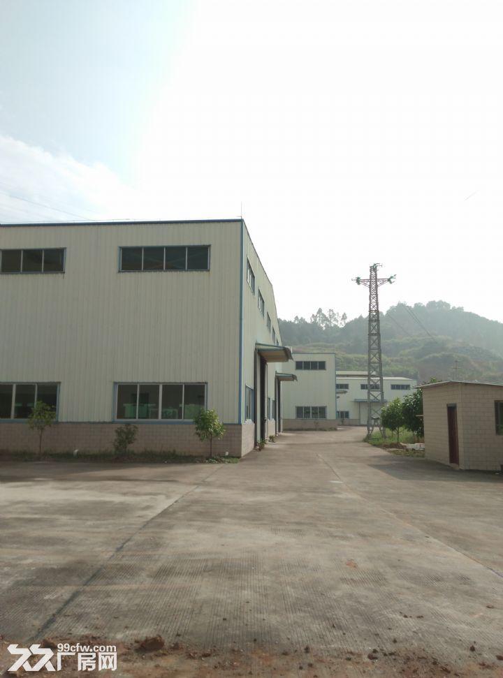 出租位于莞韶园区标准钢结构厂房-图(2)