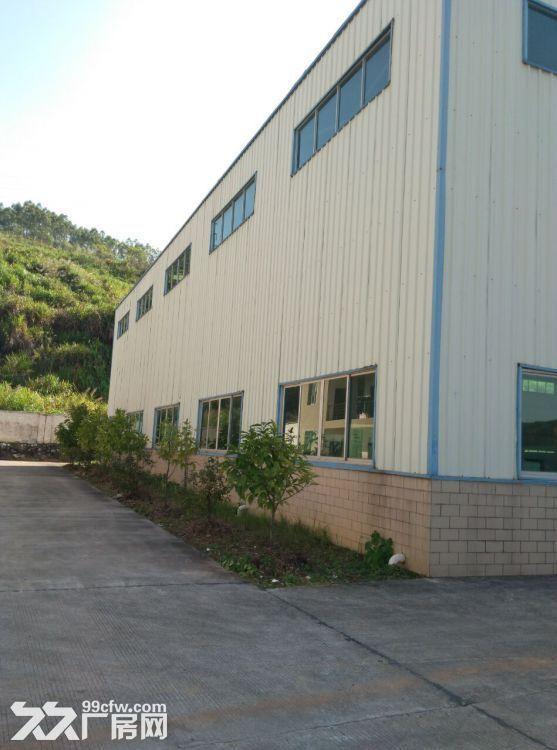 出租位于莞韶园区标准钢结构厂房-图(4)