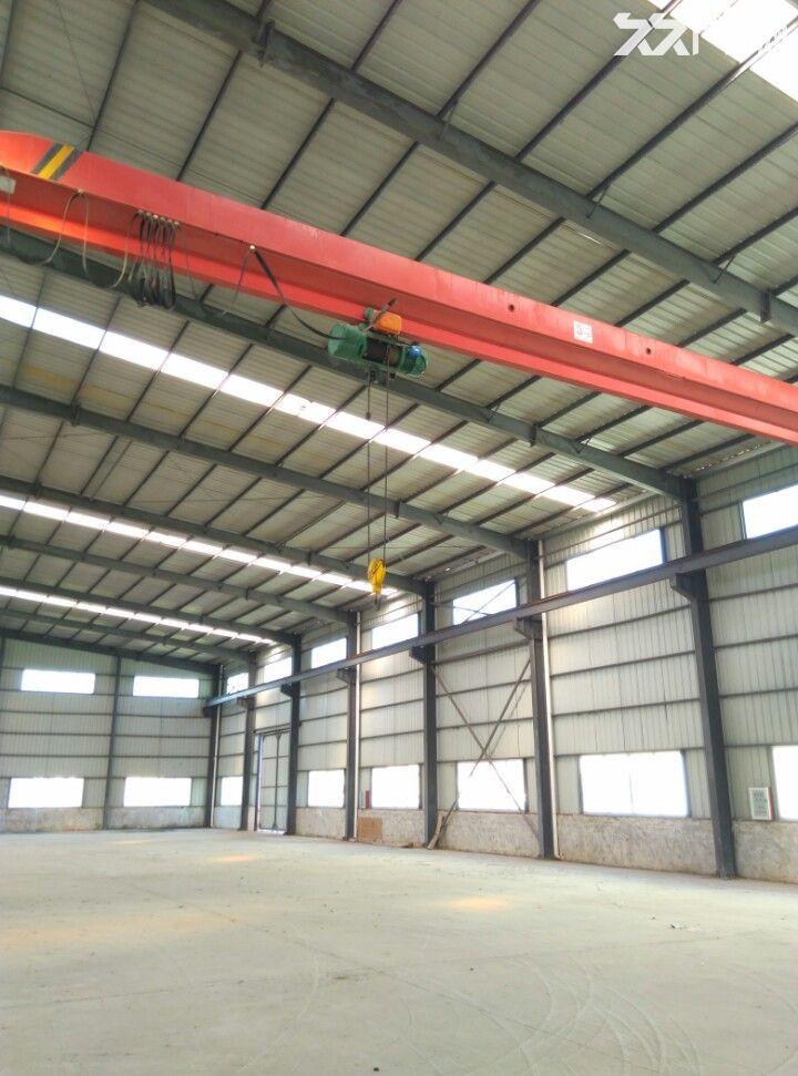 出租位于莞韶园区标准钢结构厂房-图(6)
