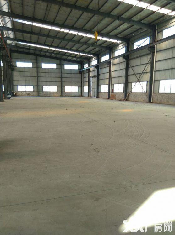 出租位于莞韶园区标准钢结构厂房-图(7)