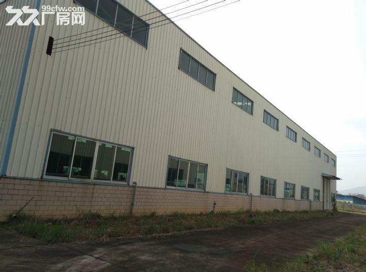 出租位于莞韶园区标准钢结构厂房-图(8)