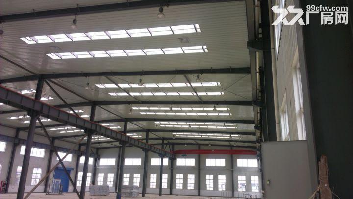 高新区附近1570平米优质钢结构有行吊厂房出租