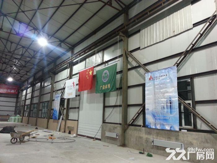 出租标准厂房2000平1200平,办公楼1600平-图(1)