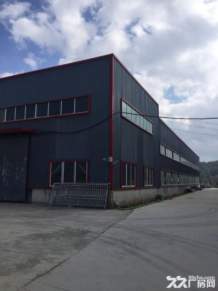 长田工业园内厂房出租,距贵阳仅29公里-图(1)