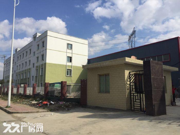 长田工业园内厂房出租,距贵阳仅29公里-图(2)