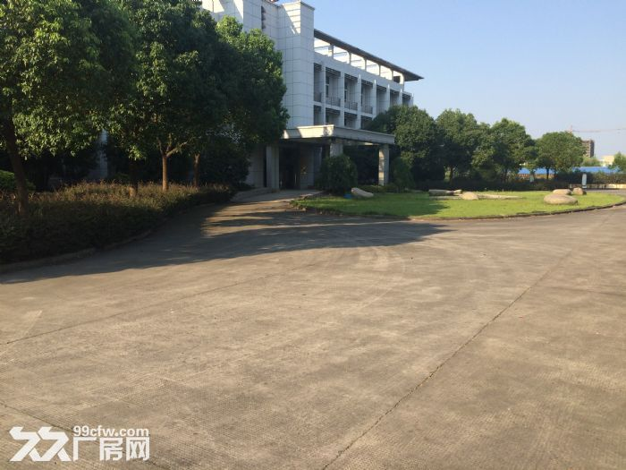 出租杭州市江东开发区30000方高配置医药月台仓库-图(1)