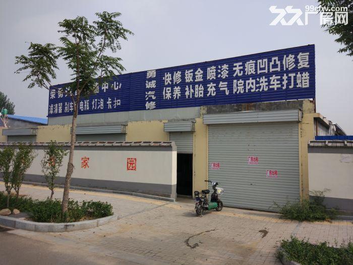 泰山区宁家结庄出租厂房-图(2)