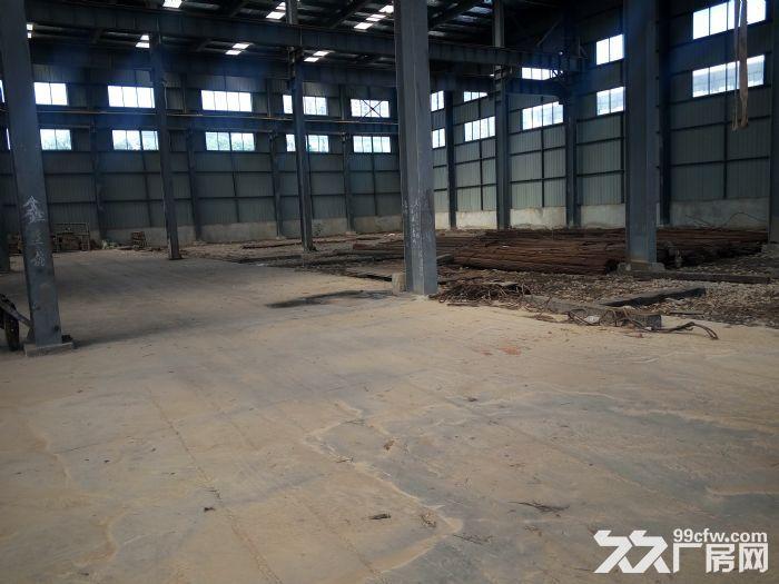 浦口开发区3600平方米厂房出租,有20吨行车高16米,共-图(3)