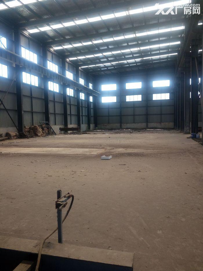 浦口开发区3600平方米厂房出租,有20吨行车高16米,共-图(4)