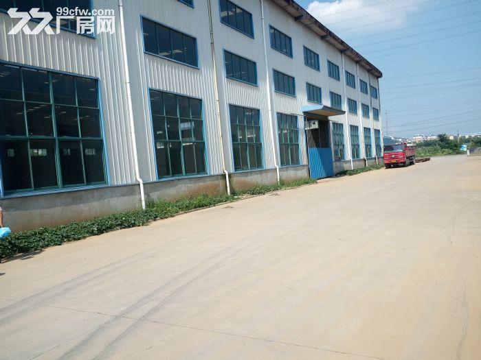 浦口开发区3600平方米厂房出租,有20吨行车高16米,共-图(5)