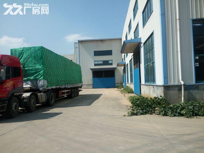 浦口开发区3600平方米厂房出租,有20吨行车高16米,共-图(6)