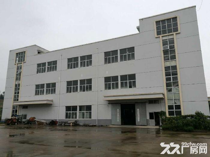 润州区高新技术开发区2800平米两层厂房出租(可租单层)-图(1)