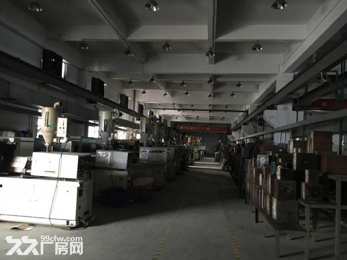 东莞市凤岗镇一楼塑胶模具厂房出租2000平带行车-图(2)