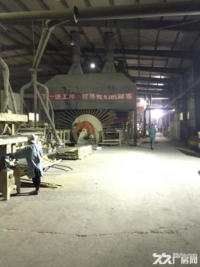苏福马5万立方米刨花板生产线招租/出售-图(1)