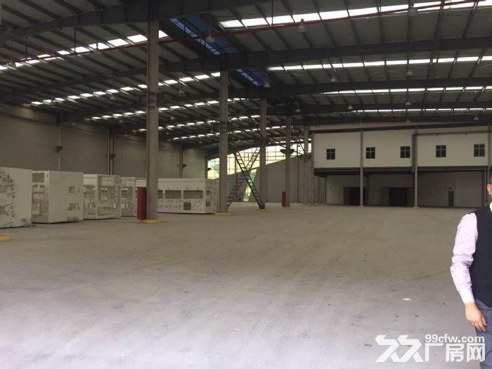 锡山开发区高端现代化工业机械独立厂房3千起分租-图(2)