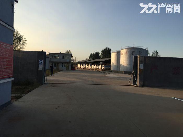 15亩独门独院102国道旁原石油化工厂出租-图(4)