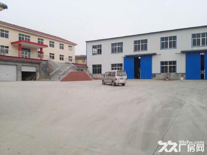 旺铺猫−−−赵庄工业园钢结构厂房出租-图(1)