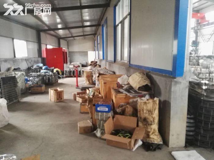 旺铺猫−−−赵庄工业园钢结构厂房出租-图(4)