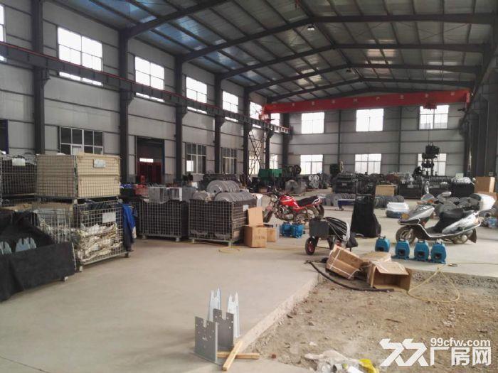 旺铺猫−−−赵庄工业园钢结构厂房出租-图(3)