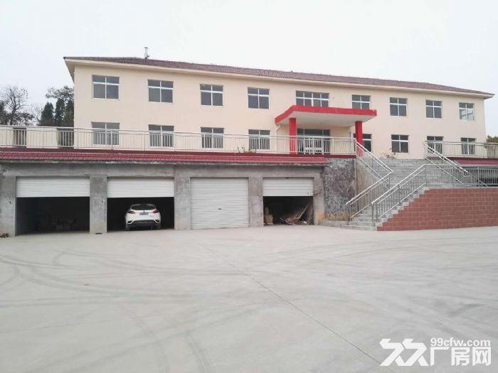旺铺猫−−−赵庄工业园钢结构厂房出租-图(6)