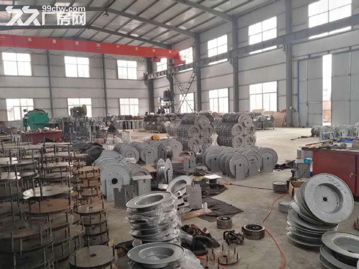 旺铺猫−−−赵庄工业园钢结构厂房出租-图(5)