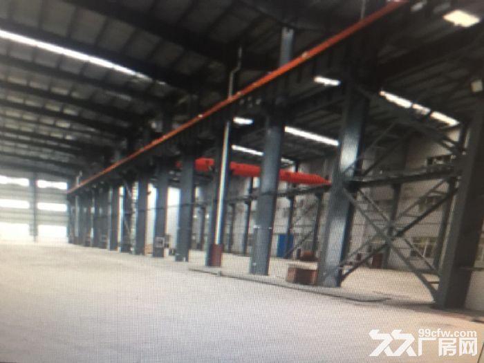 惠山洛社镇洛南大道附近园区5000高标平台库双边开便宜出租-图(1)