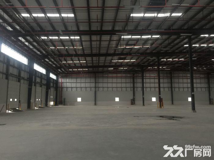 惠山洛社镇洛南大道附近园区5000高标平台库双边开便宜出租-图(2)