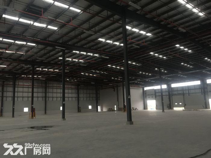 惠山洛社镇洛南大道附近园区5000高标平台库双边开便宜出租-图(3)