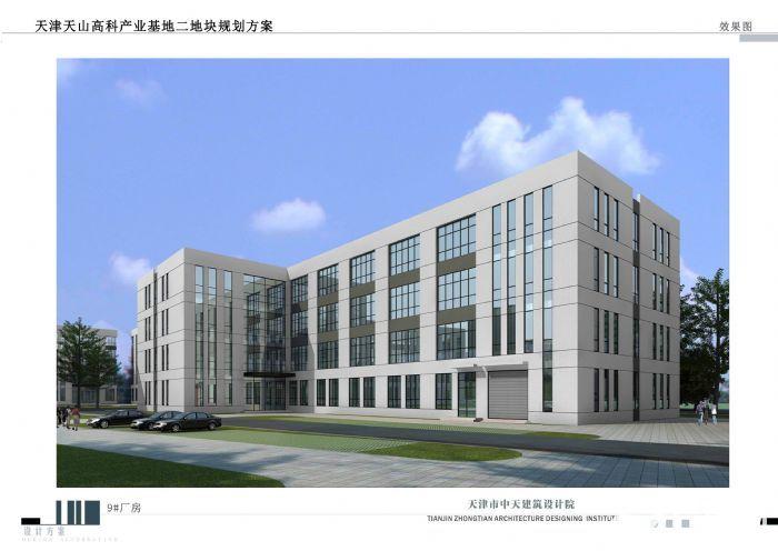 形象佳、大产权花园式独栋厂房2000−4000平米-图(1)