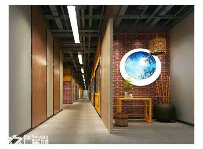 西丽特色办公研发楼低价多面积出租-图(2)