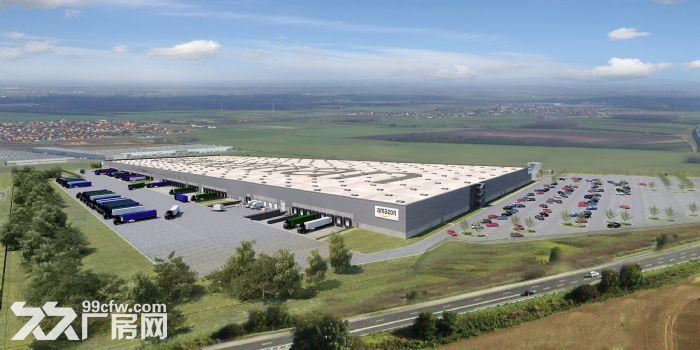 山北工业园10−150亩国土出售位于运河西路旁-图(1)
