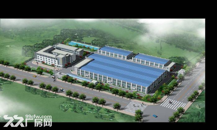 清浦工业园现有厂房出租-图(1)