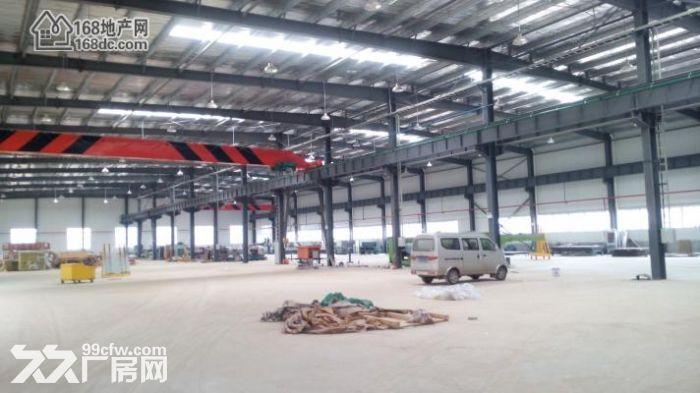 武汉开发区海关旁700m2独栋钢构厂房-图(1)
