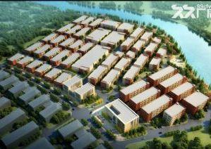 联东二期升级力作800−1100平米商务化厂房房源稀缺