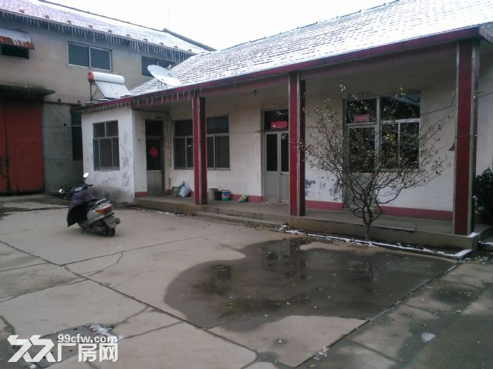 张博路副线淄川开发区钟楼工业园星辰路五号厂房招租-图(2)