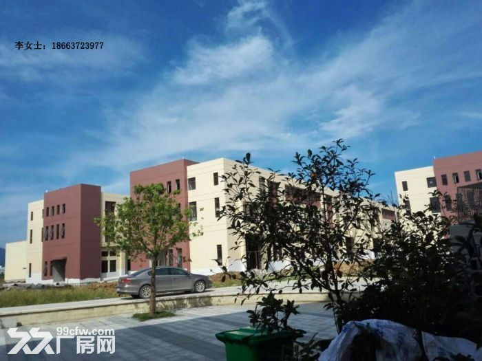 800㎡—7000㎡标准厂房出售证件齐-图(4)