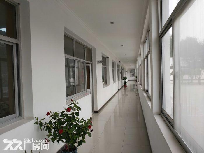 出租通州西集8100平厂房+500平办公,可分组-图(1)