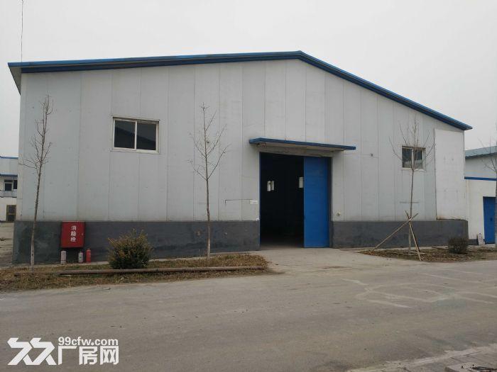 出租通州西集8100平厂房+500平办公,可分组-图(2)
