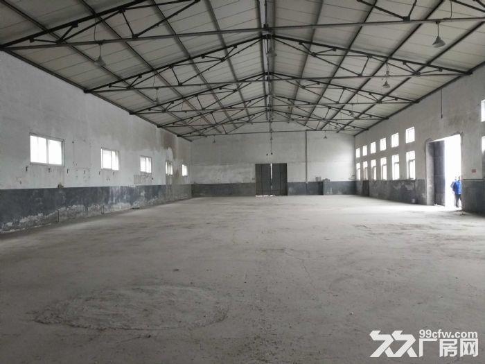 出租通州西集8100平厂房+500平办公,可分组-图(3)